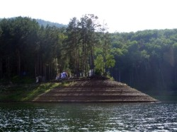База отдыха Арго Красноярское море