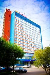 АМАКС Сити Отель Красноярск