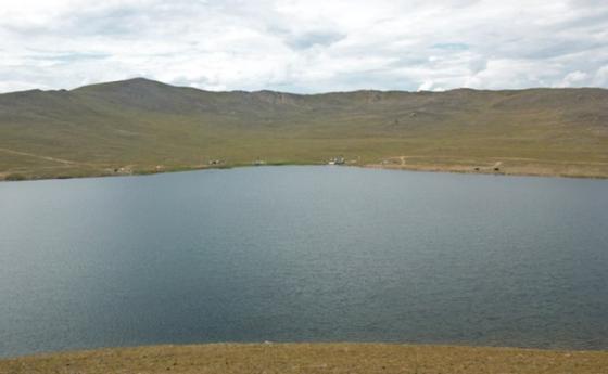 Отдых на Ольхоне озеро Нурское