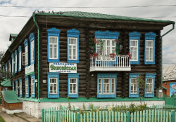 Гостиница Енисейская