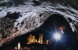 Пещера Темная Красноярский край