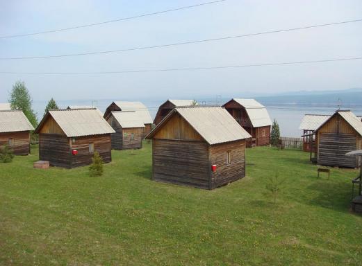 База отдыха Берег Красноярское море