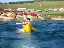 База отдыха Светлана озеро Парное