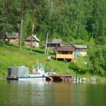 «Жемчужный отдых» на Красноярском море
