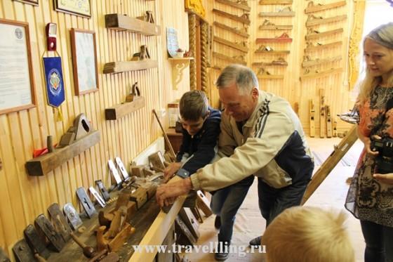 Музей Рубанка Енисейск