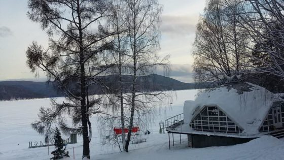 База отдыха Берендей Красноярское море
