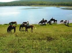 Конный тур Река Ничкурюп