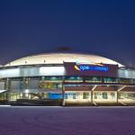 Ледовая арена. Арена. Север