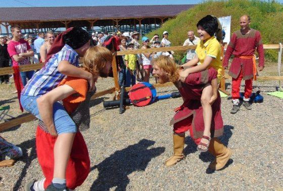 Детский лагерь Богатырская застава