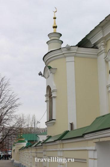 Мечеть Аль Марджани Казань