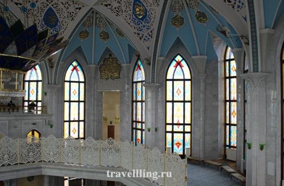 Мечеть Кул Шариф Казань