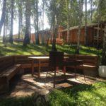 Домики для отдыха в Даурском «Березка»