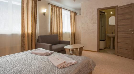 Гостиница Приисковый