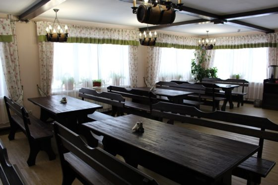 Гостиница Ажур Приисковое Хакасия