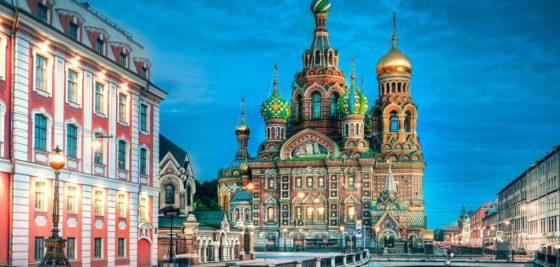 Весенние каникулы в Санкт-Петербурге