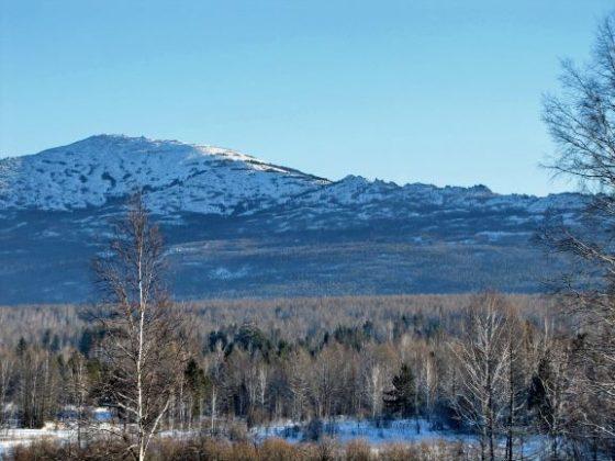 Гора Аргыджек