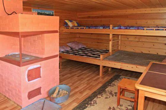Кедровый домик Ергаки