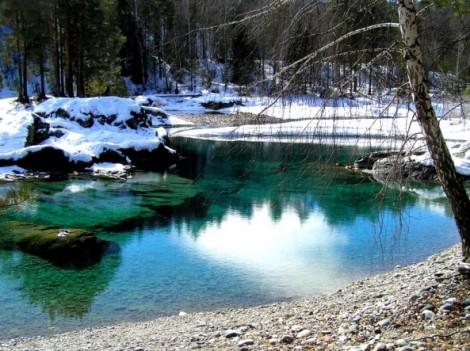 Тур «Снежные легенды Алтая» Зима-2016
