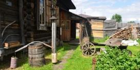 Музей «Фотоизба» в Енисейске
