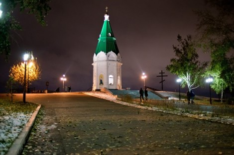 Экскурсия «Вечерний Красноярск»