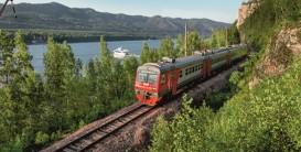 Экскурсионный поезд в Дивногорск и Овсянку
