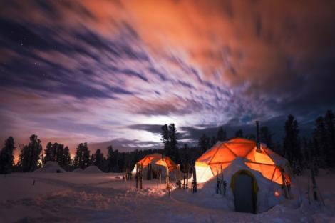 Зимний тур в Ергаки