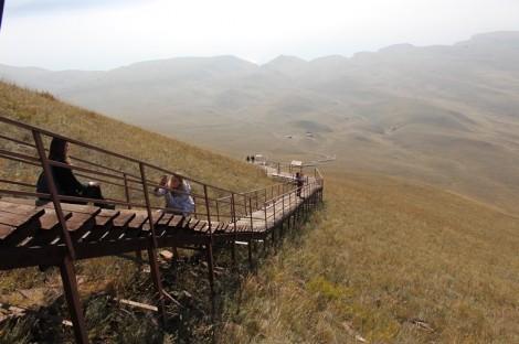 Тур выходного дня в Хакасию — Оглахты, Салбыкский курган