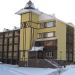 Базы отдыха Красноярска