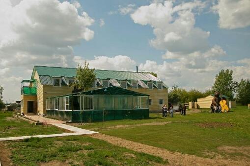База отдыха У Потапыча Красноярск