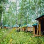 Туристическая деревенька «Балахтенька»