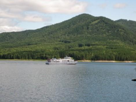 Красноярское море (Красноярское водохранилище)