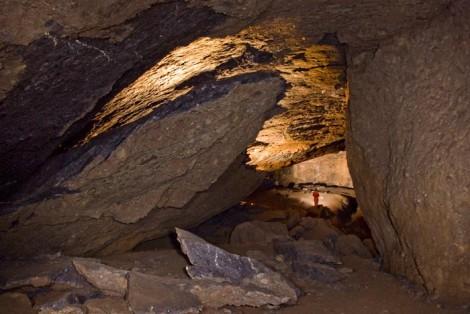 Экскурсия в пещеру Баджейская