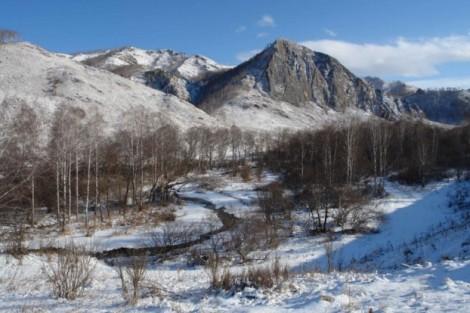 Конный тур на Алтай «Зимнее солнце Алтая»