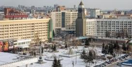 Обзорная экскурсия по Красноярску